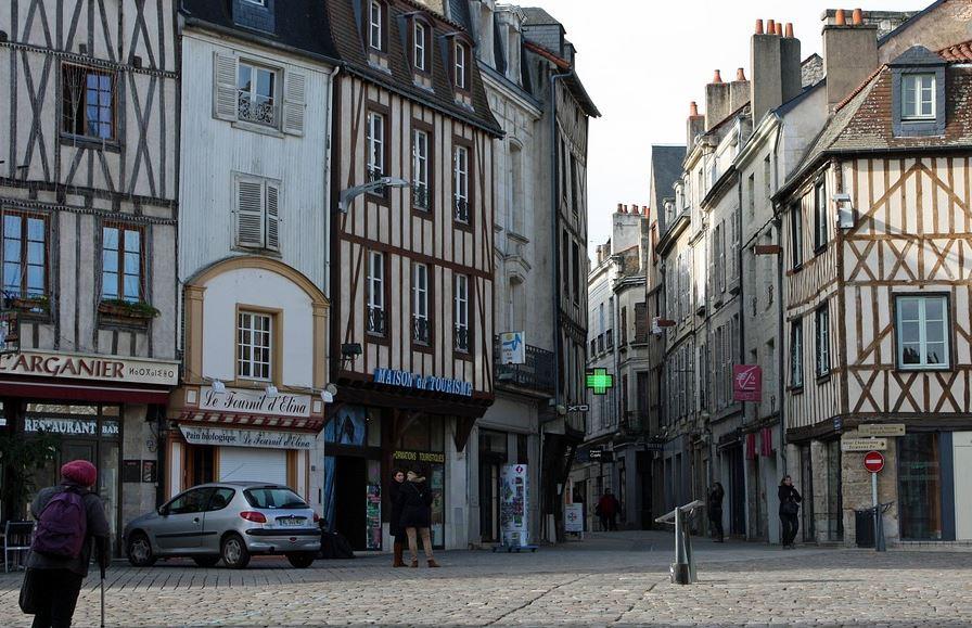 réseau de chauffage urbain de Poitiers